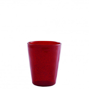Verre incassable Zani Glass red