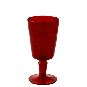 Verre incassable Zani Goblet red