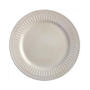 6 assiettes à dessert incassables Marine Business Serenity Bone 21,5 cm mélamine