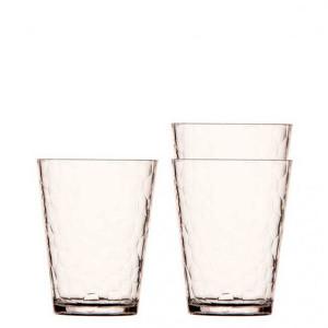 12 verres à eau empliables incassables Marine Business Ice