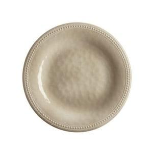 6 assiettes à dessert incassables Marine Business Harmony Sand 21,5 cm mélamine