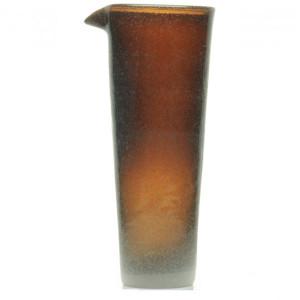 Carafe Zani amber