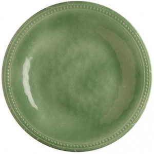 6 assiettes incassables Marine Business Harmony Mint 27cm mélamine