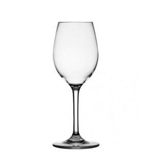 6 verres à vin incassables Marine Business Clear Antidérapant tritan