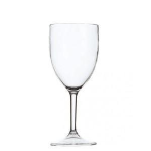 6 verres à vin incassables Marine Business Clear Party