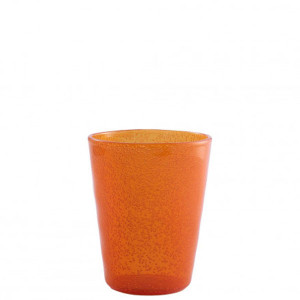 Verre incassable Zani Glass orange