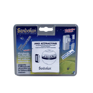 Attractif pour lampe piège anti-insectes Sandokan