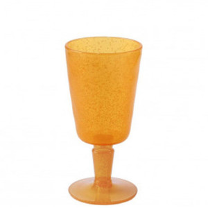 Verre incassable Zani Goblet mandarine