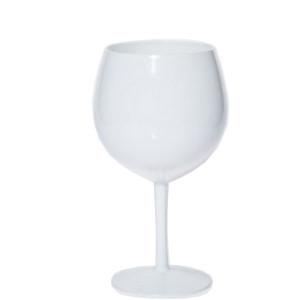 Verre incassable Piscine Royale blanc plexi tritan