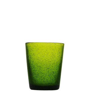 Verre Zani Glass olive