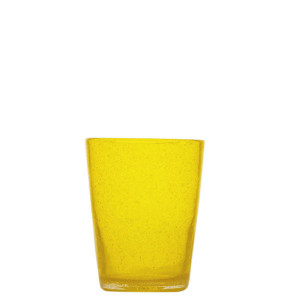Verre Zani Glass yellow