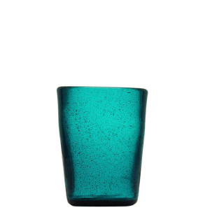 Verre Zani Glass petrol