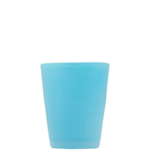 Verre Zani Glass cyan