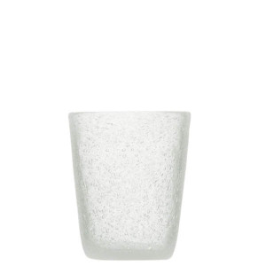 Verre Zani Glass white transparent
