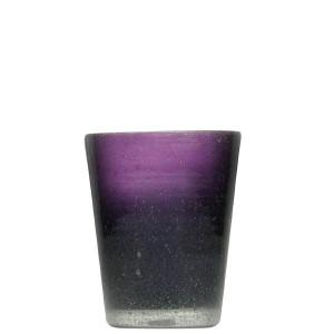 Verre Zani Glass violet