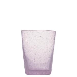 Verre Zani Glass mauve