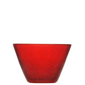 Small bowl Zani red
