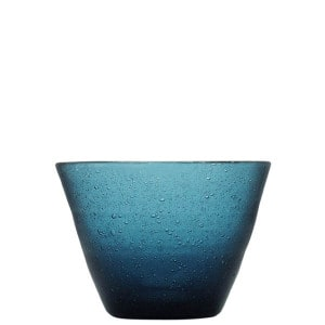 Small bowl Zani deep blue