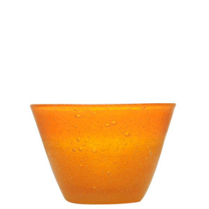 Small bowl Zani mandarine