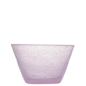 Small bowl Zani mauve