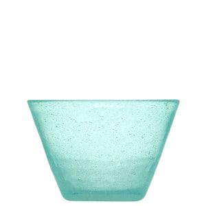 Small bowl Zani turquoise