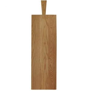 Planche à découper Raumgestalt en chêne Longue 80x21cm