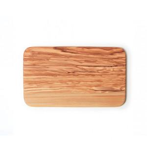Planche à découper Berard rectangulaire 35 x 20 x 1 cm olivier