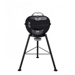 Barbecue gaz sur pieds OutdoorChef Chelsea 420G noir