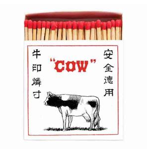 Allumettes Archivist Deluxe Cow 11 cm