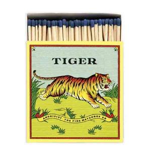 Allumettes Archivist Deluxe Tiger 11 cm
