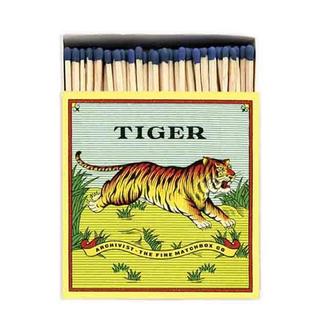 Allumettes Deluxe Tiger