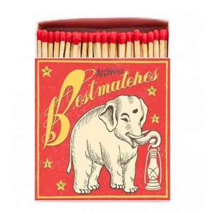 Allumettes Archivist Deluxe Bestmatches 11 cm