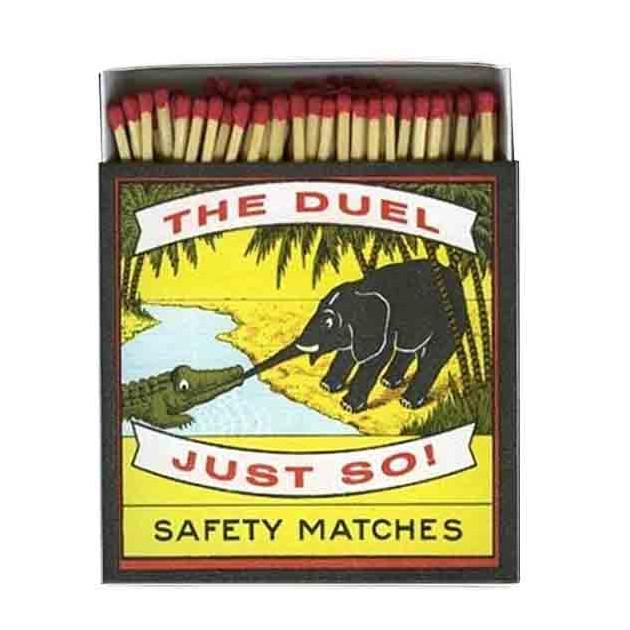Allumettes Archivist deluxe the duel just so