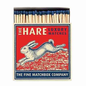 Allumettes Archivist Deluxe The Hare 11 cm
