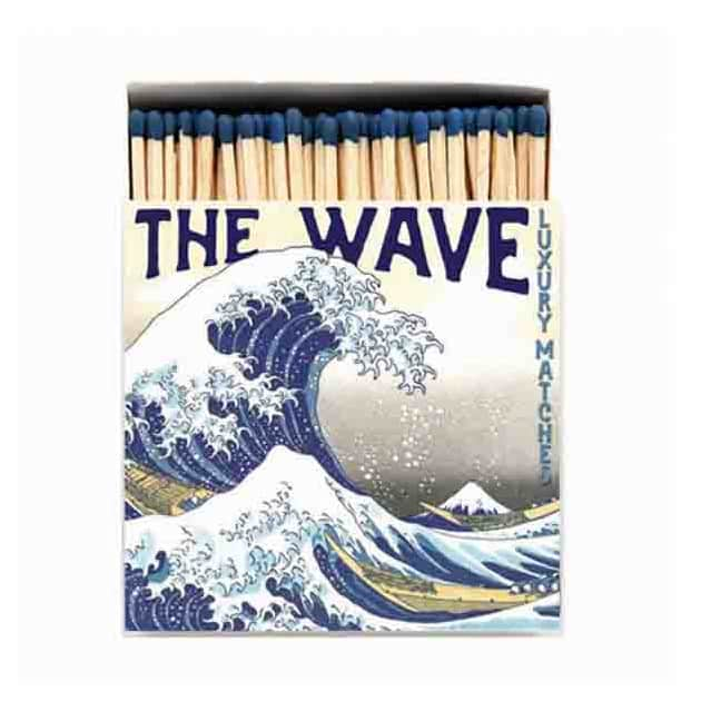 Allumettes Archivist Deluxe The Wave 11 cm