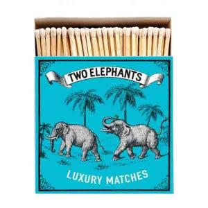 Allumettes Archivist Deluxe Two Elephant 11 cm