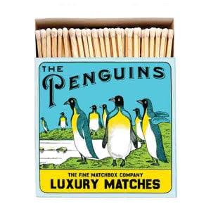 Allumettes Archivist Deluxe Penguins 11 cm