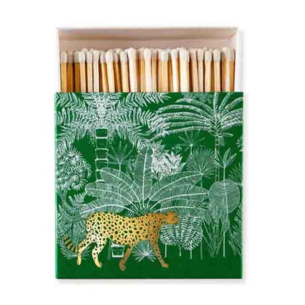 Allumettes Archivist Deluxe Cheetah Green 11 cm
