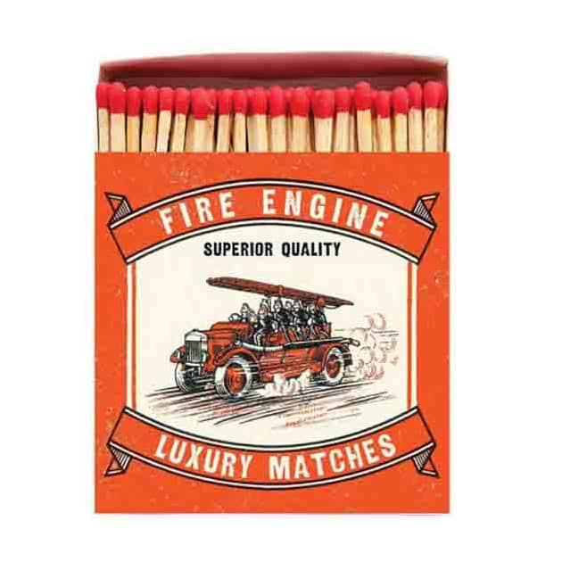 Allumettes Archivist Deluxe Fire Engine 11 cm