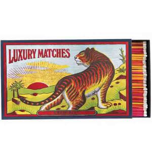 Allumettes Archivist Deluxe Giant Tiger 30 cm