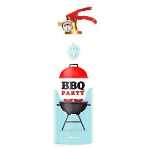 Extincteur Safe-T BBQ Party