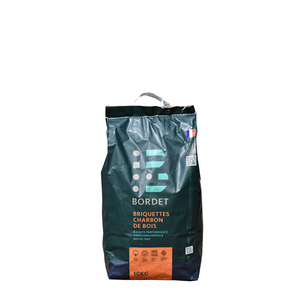 Sac briquettes Carbobriq 10 kg