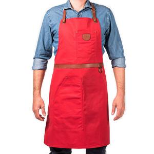 Tablier Alaskan Maker 239 tour de cou rouge