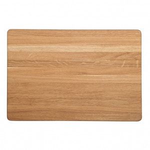 Billot épais Wood for Food  en chêne 45 x 30cm