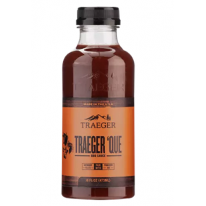 Sauce barbecue Traeger Que 470ml
