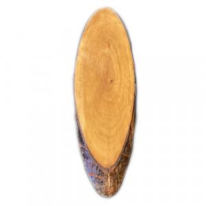 Planche de service Chevalier Diffusion rondin de bois 38x12.5cm
