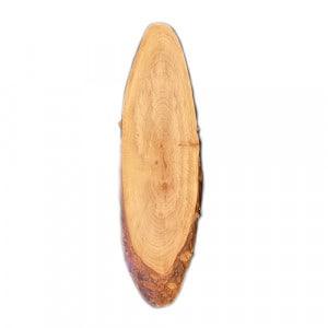 Planche de service rondin de bois 40X15