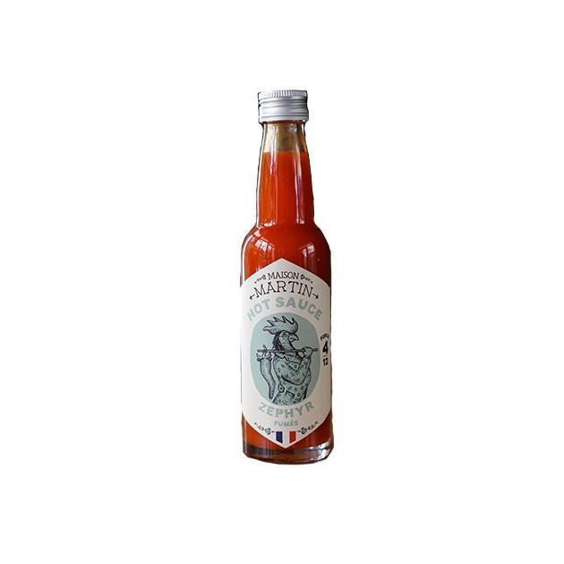 Sauce piment Les Piments Français Zephyr 100 ml