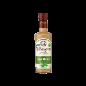 Vinaigrette Olive Basilic 25cl