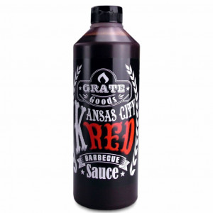 Sauce barbecue Grate Goods Kansas City Red 775ml